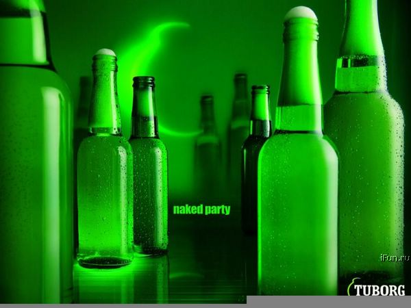 Poze MaxFun.ro » Tuborg - Naked party