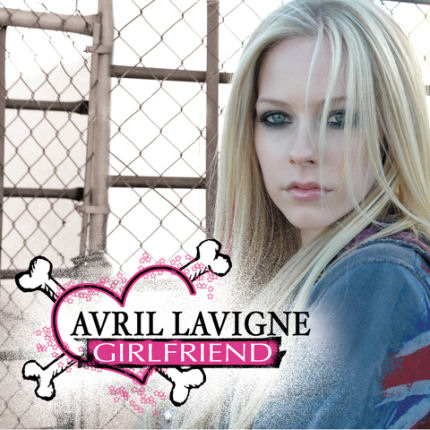 Poze MaxFun.ro » Avril Lavigne Girlfriend cover